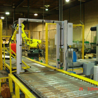 pallet strapping systems