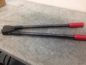 used strapping tools