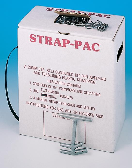 plastic strapping kits