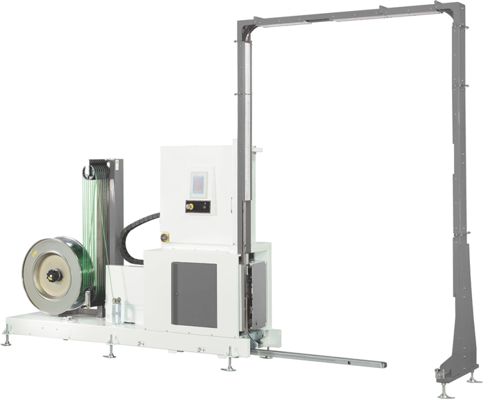 vertical strapper