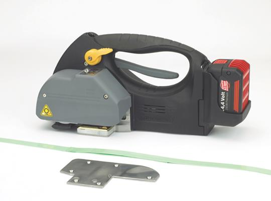 plastic powered strapping-tools