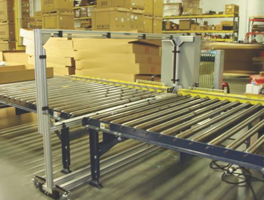 custom designed strapping system