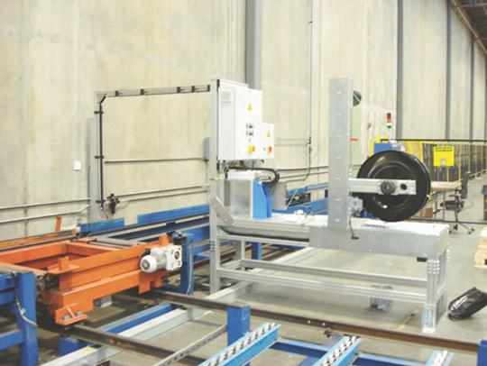 custom strapping systems