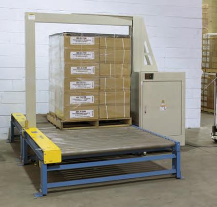 high performance pallet strapping