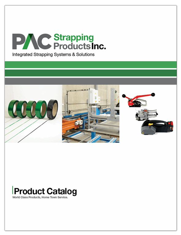 PAC Strapping Catalog