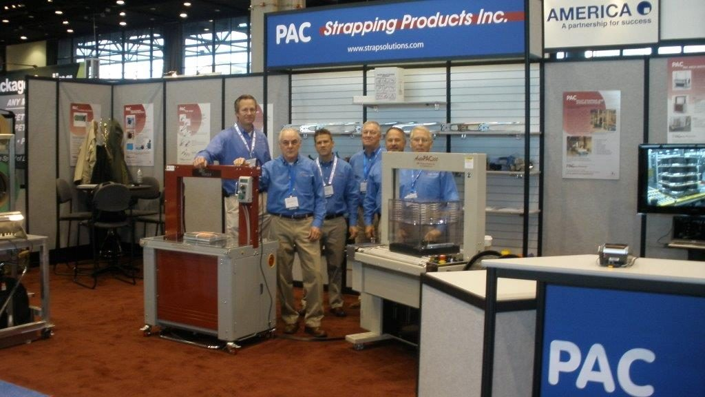 United Group Conference PAC Strapping Products