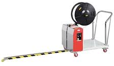 light duty pallet strapping